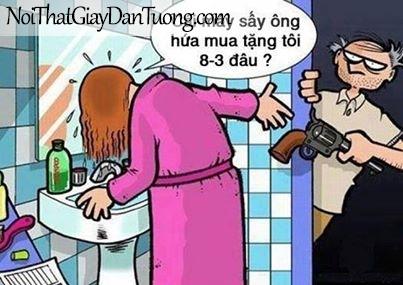 Ảnh chế hài hước sưu tầm từ Facebook