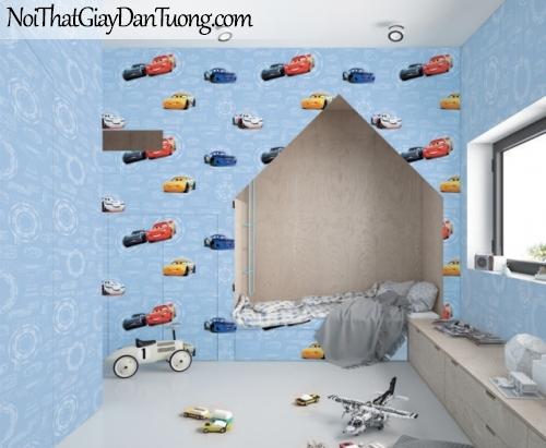Giấy dán tường cho phòng ngủ của bé