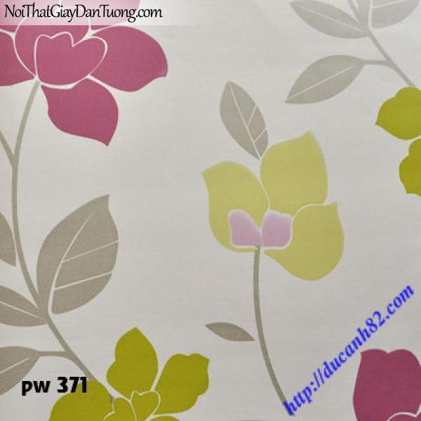 Giấy dán tường Power Wall PW371