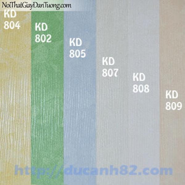 Giấy dán tường trẻ em Kidland 802-8085-804-807-808-809