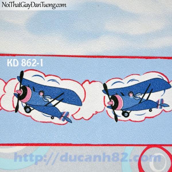 Giấy dán tường trẻ em Kidland KD802-1