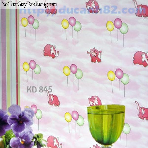 Giấy dán tường trẻ em Kidland KD845