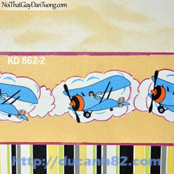 Giấy dán tường trẻ em Kidland KD862-2