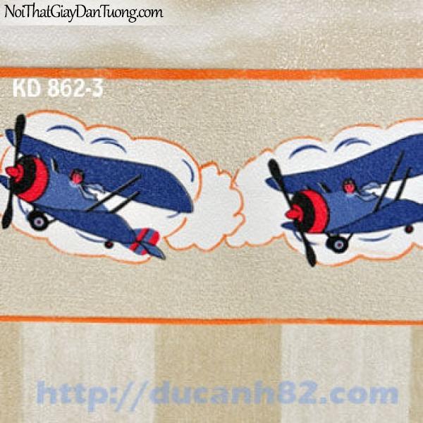 Giấy dán tường trẻ em Kidland KD862-3