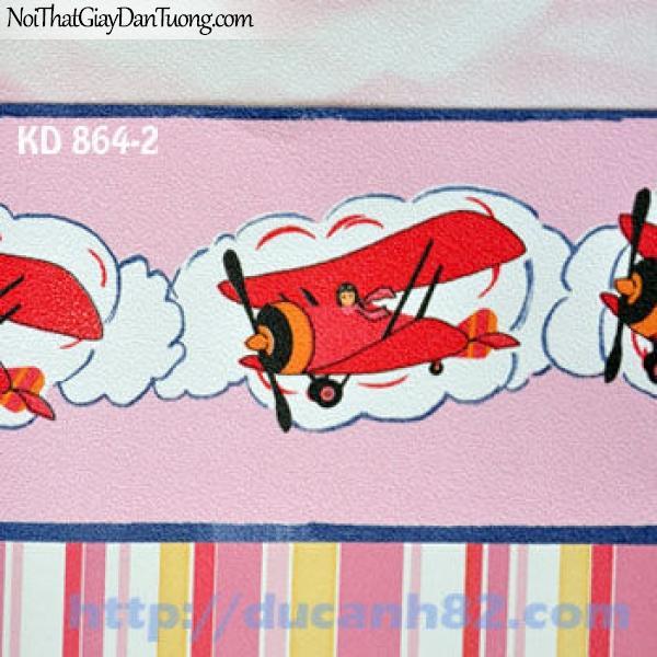Giấy dán tường trẻ em Kidland KD864-2