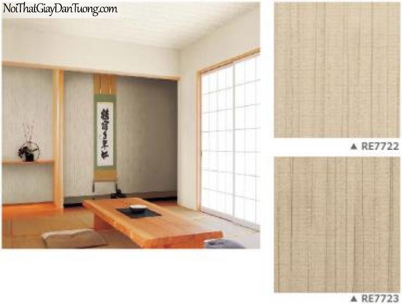 Gấy dán tường Nhật Bản Reseve 1000 RE-7722-7723 | Giấy dán tường cao cấp