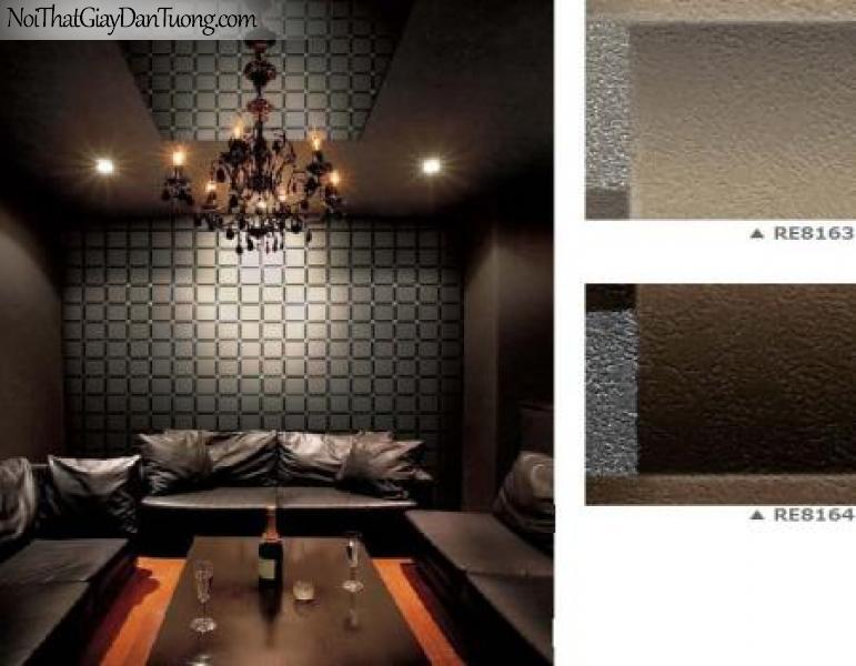 Gấy dán tường Nhật Bản Reseve 1000 RE-8163-8164 | Giấy dán tường cao cấp giá rẻ