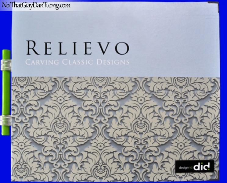 Giấy dán tường Relievo