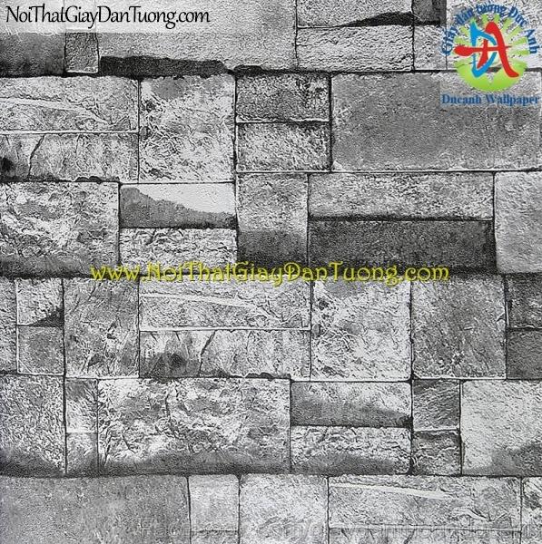 Giấy dán tường Hàn Quốc giả đá - Stone Touch 85020-1