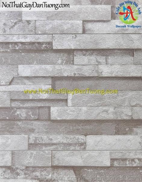 Giấy dán tường giả đá 3D - Stone Touch 85010-1