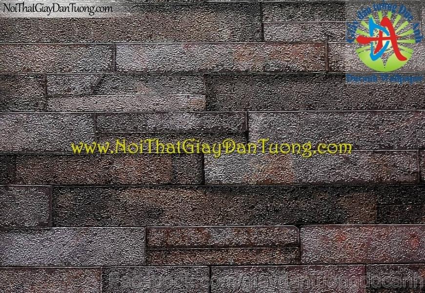 Giấy dán tường giả đá 3D - Stone Touch 85011-2