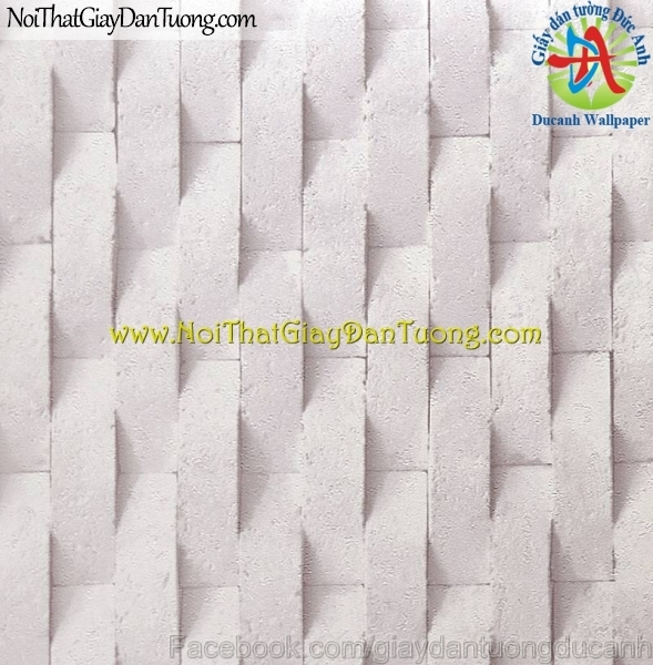Giấy dán tường giả đá 3D - Stone Touch 85012-2