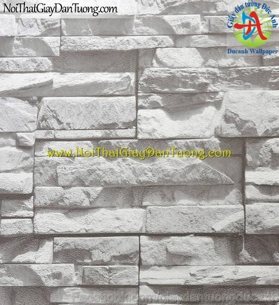 Giấy dán tường giả đá 3D - Stone Touch 85015-1