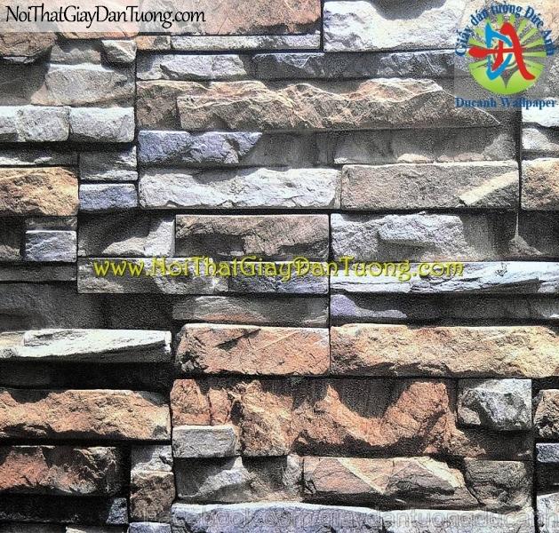 Giấy dán tường giả đá 3D - Stone Touch 85015-2