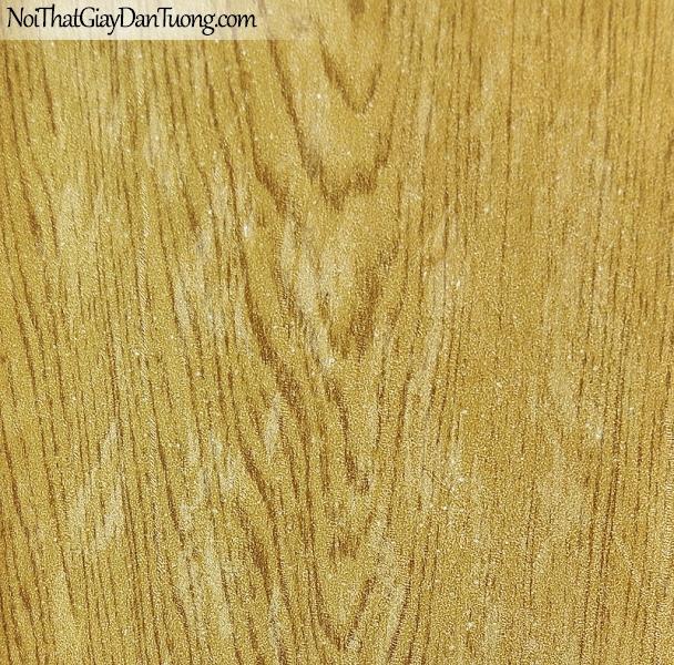 Giay dan tuong gia go - giấy dán tường giả gỗ 65128