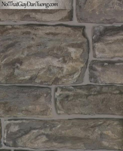 Thụy Sỹ - Giấy dán tường giả gạch - giay dan tuong gia gach AD035