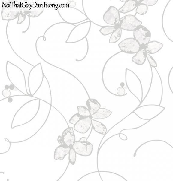 Giấy dán tường Hàn Quốc | Giấy dán tường Living 70115-1