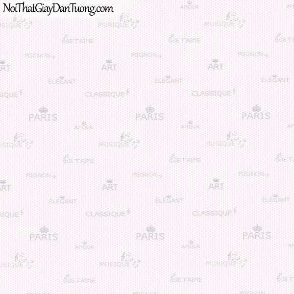 Giấy dán tường Hàn Quốc | Symphony GK015-1