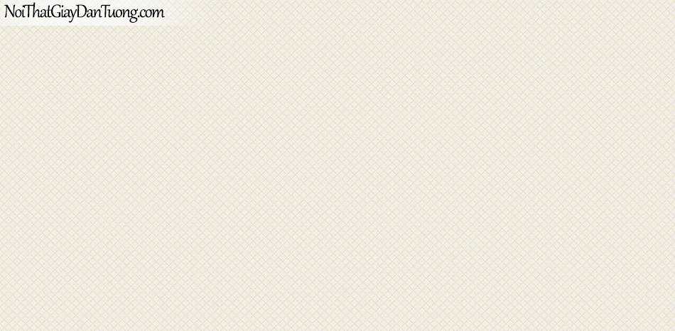 Giấy dán tường The Eight 2135-2 - giấy dán tường caro nhỏ, màu kem vàng nhạt, họa tiết ca rô