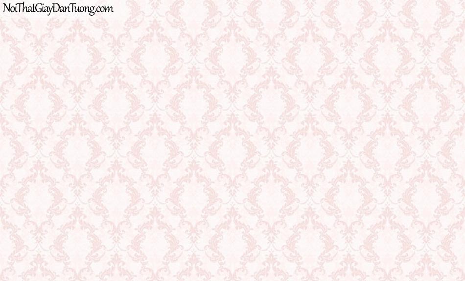 Giấy dán tường The Eight 2136-3 - giấy dán tường caro màu hồng, caro màu hường