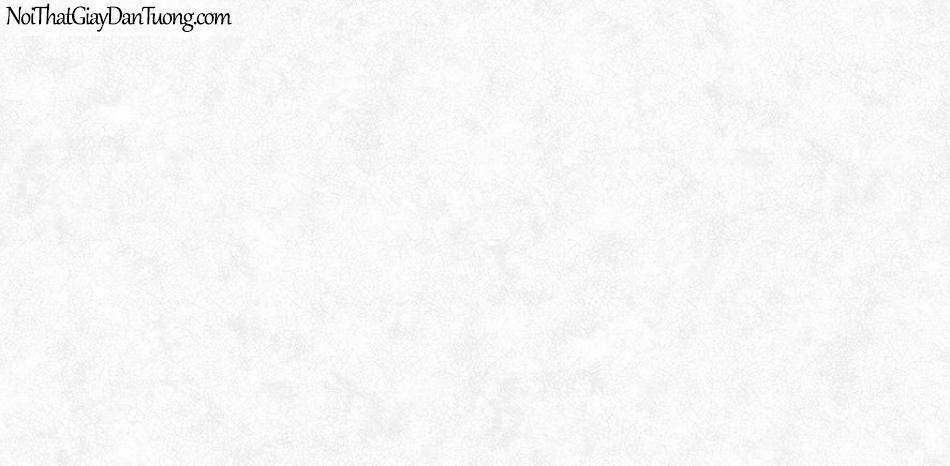 Giấy dán tường The Eight 2138-1 - giấy dán tường màu trắng, có gân nhẹ, giấy màu kem