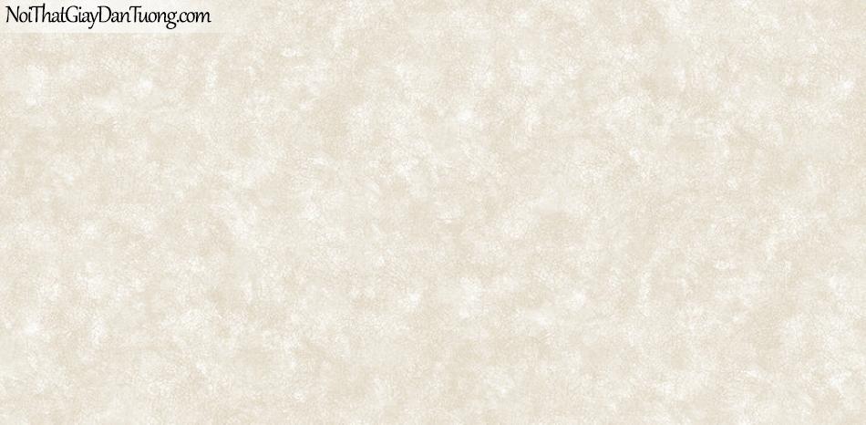 Giấy dán tường The Eight 2138-2 - giấy dán tường vân vện màu vàng nhạt, giấy trơn có gân