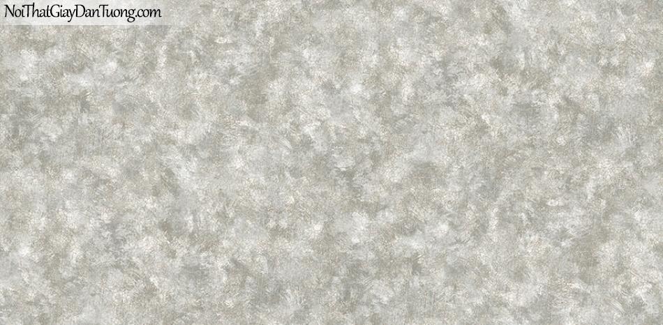 Giấy dán tường The Eight 2138-3 - giấy dán tường trơn gân sẫm, màu tối màu nâu