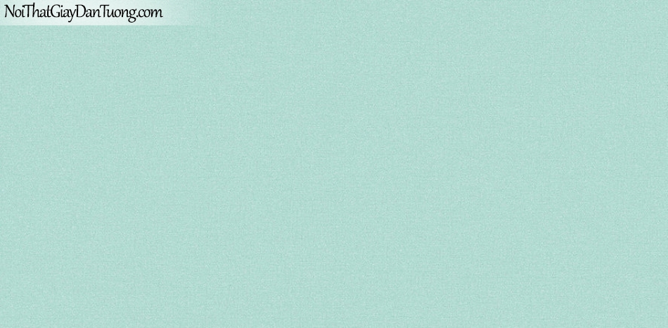 Giấy dán tường The Eight 2142-2 - giấy dán tường trơn màu xanh, màu xanh ngọc, xanh nhạt, xanh nõn chuối