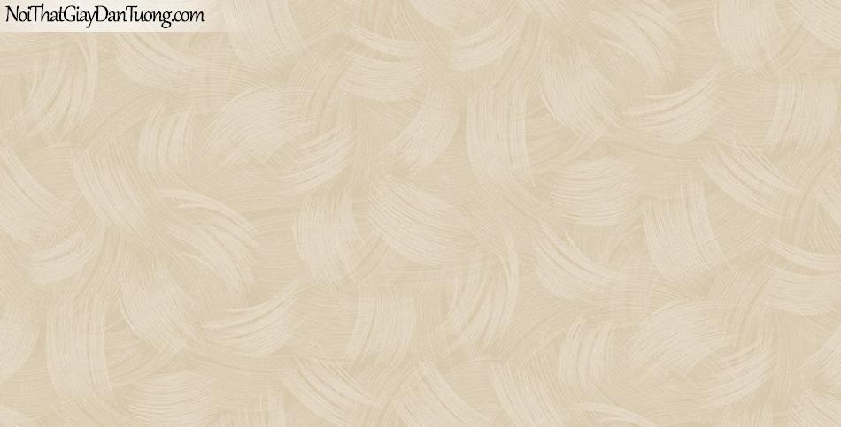 Giấy dán tường The Eight 2144-3 - giấy dán tường màu vàng, hoa tiết nhẹ, hoa văn hiện đại