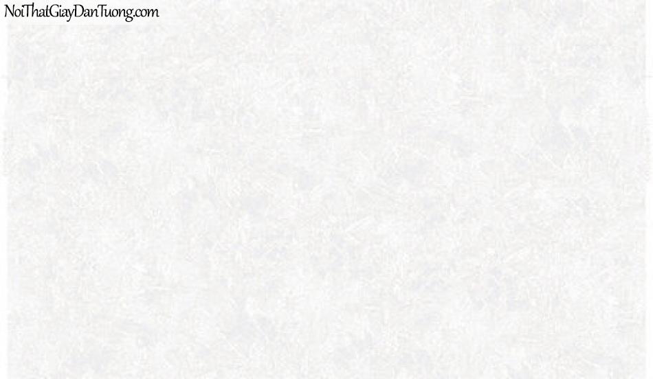 Giấy dán tường Hàn Quốc Hera 6014-1 - giấy dán tường màu kem, hoa văn nhẹ, chìm, màu trắng sáng