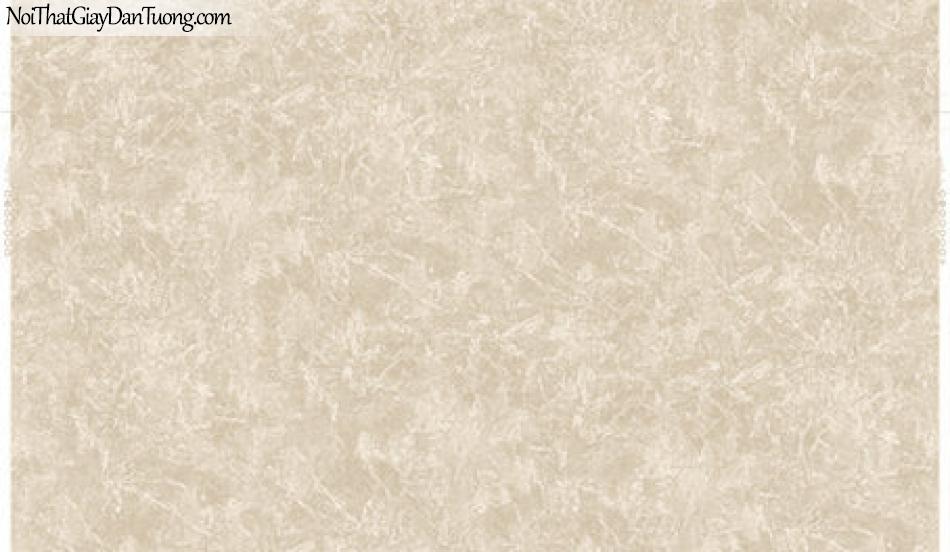 Giấy dán tường Hàn Quốc Hera 6014-2 - giấy dán tường màu nền vàng, hoa văn mờ, vàng nhạt