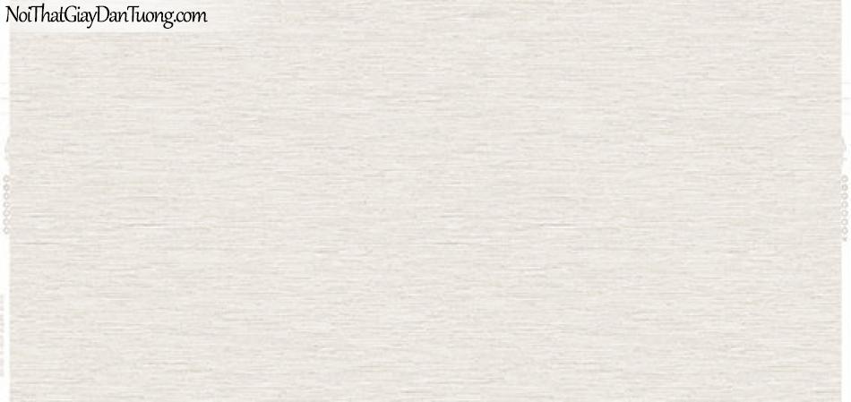 Giấy dán tường Hàn Quốc Hera 6022-1 - giấy dán tường màu kem, sọc ngang nhuyễn