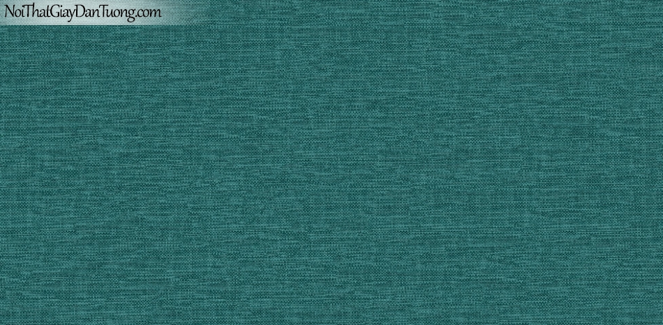 Giấy dán tường Hàn Quốc Hera H6042-3 - giấy dán tường màu xanh ngọc, xanh đậm, điểm nhấn