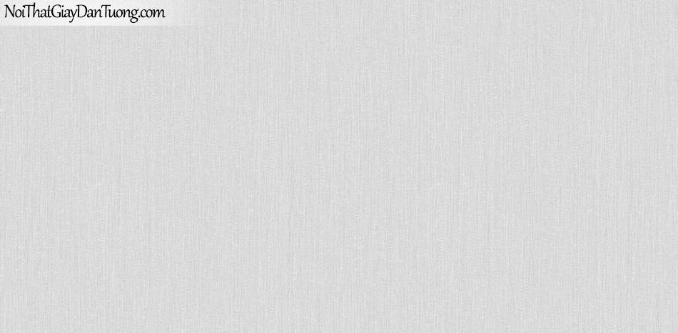 Giấy dán tường Hàn Quốc Hera H6049-2 - giấy dán tường trơn màu xám, sọc nhỏ xám