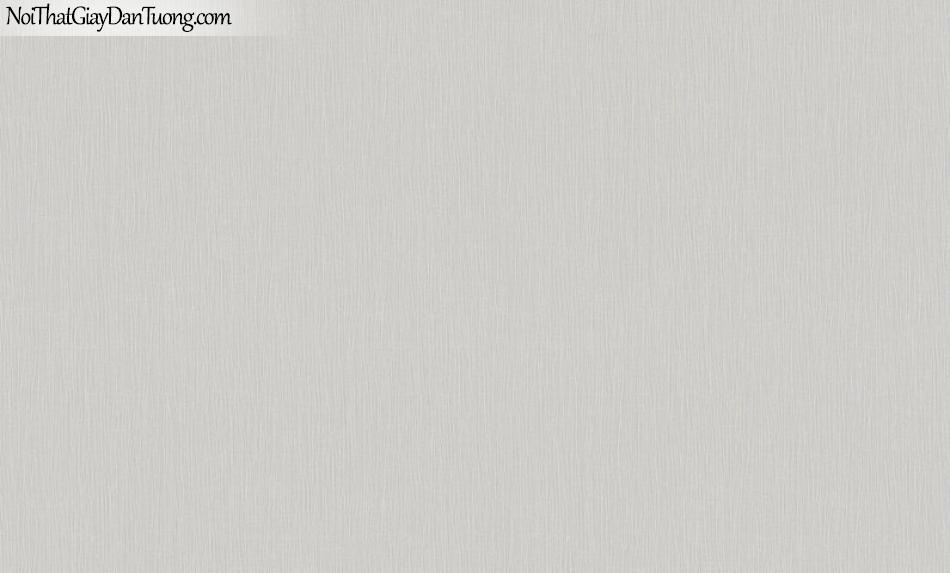 Giấy dán tường Hàn Quốc Hera H6054-2 - giấy dán tường trơn sọc nhuyễn màu xám nhạt