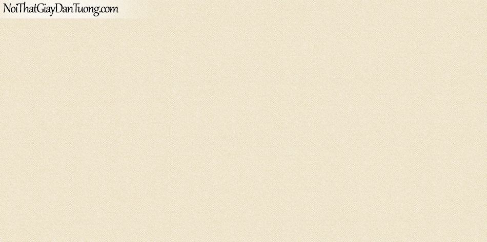 Art Noveau, Giấy dán tường Hàn Quốc 9368-2, giấy dán tường trơn màu vàng đất nhạt
