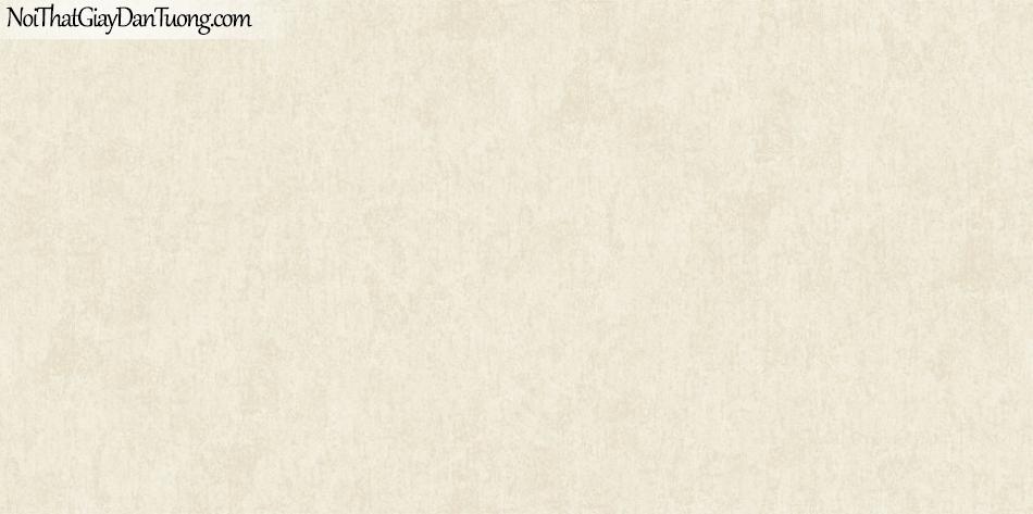 Art Noveau, Giấy dán tường Hàn Quốc 9370-2, giấy dán tường trơn màu vàng nhạt