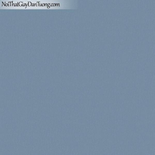 J100, Giấy dán tường Hàn Quốc, J100 9331-6, giấy dán tường trơn màu xanh mực đậm