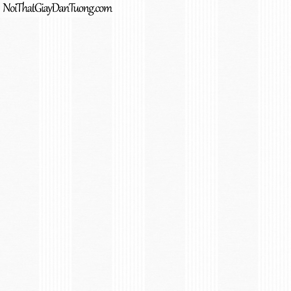 J100, Giấy dán tường Hàn Quốc, J100 9348-1 , giấy dán tường sọc lớn trắng xám nhẹ