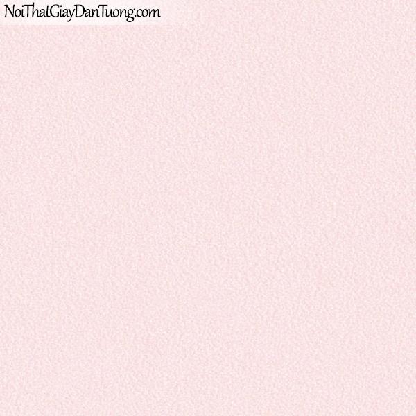 J100, Giấy dán tường Hàn Quốc, J100 9357-2 giấy dán tường màu hồng trơn hơi gân