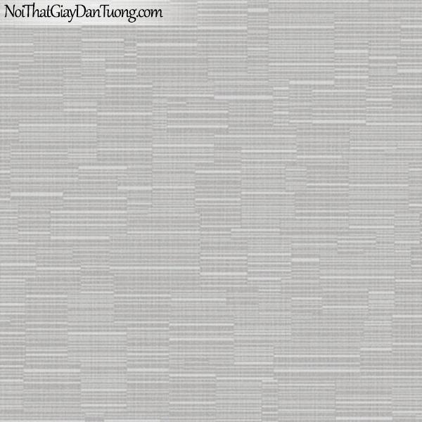 J100, Giấy dán tường Hàn Quốc, J100 9370-4, giấy dán tường màu xám đậm có vân ngang