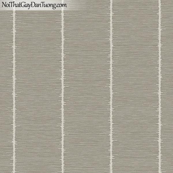 J100, Giấy dán tường Hàn Quốc, J100 9373-3-, giấy dán tường màu xám sọc lớn đứng
