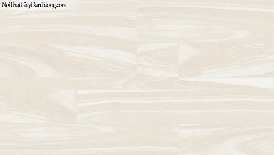 3D, Giấy dán tường giả đá, giả đá màu trắng 3D 85059-1 g, giấy dán tường nền trắng có vân ,sọc ngang và dọc
