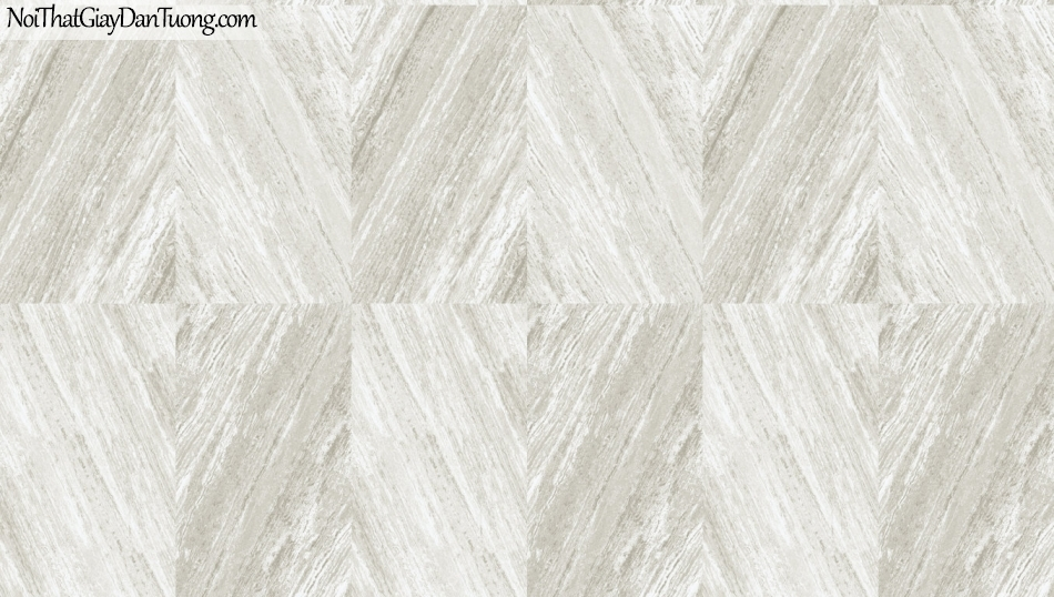 3D, Giấy dán tường giả đá, giả đá màu trắng 3D 85061-2 g,giấy dán tường nền xám có vân