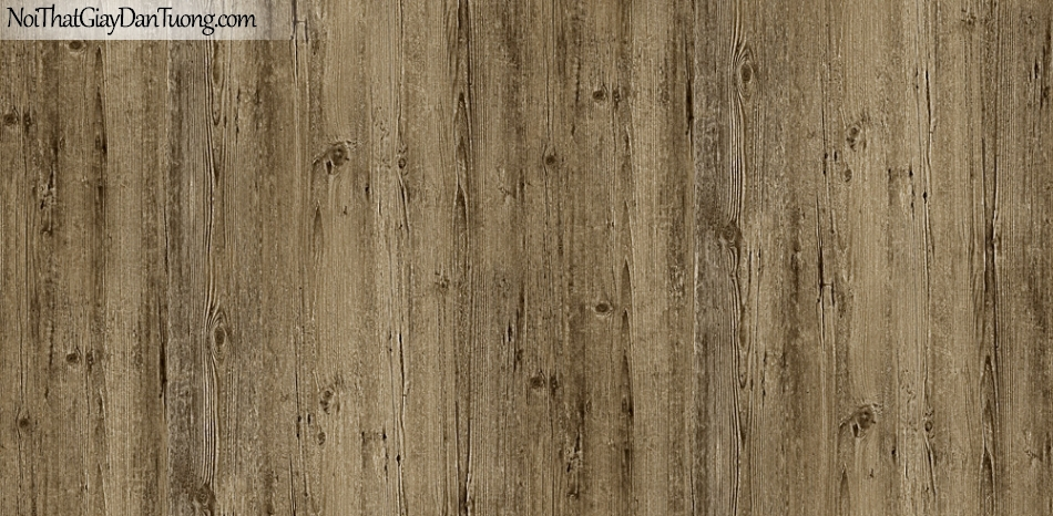 Giấy dán tường giả gỗ, màu vàng nâu 54416-4 g