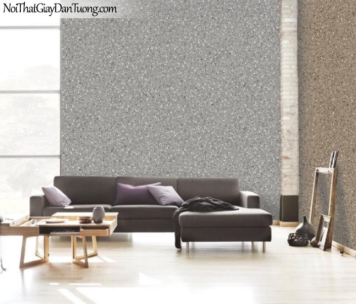 3D, Giấy dán tường giả đá, giả đá màu trắng 3D 87025-1 pc 87025-2 g, giấy dán tường phối cảnh