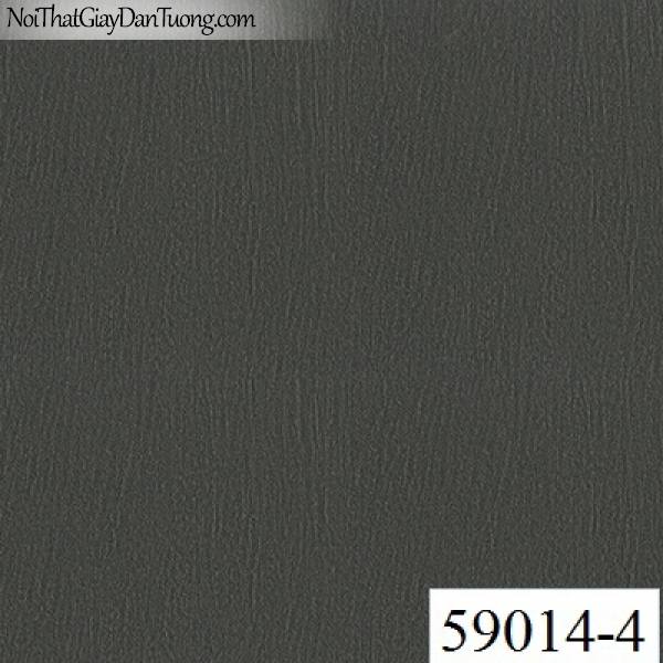 Giấy dán tường RABIA II 59014-4, giấy dán tường màu tối, giấy dán tường màu đen, giấy trơn đen