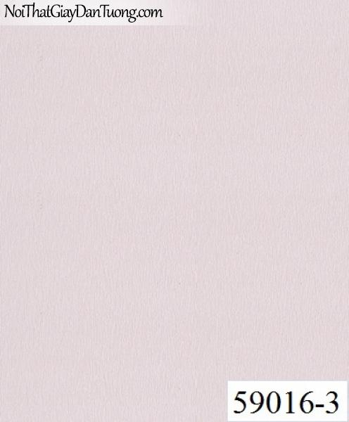 Giấy dán tường RABIA II 59016-3, giấy dán tường màu hồng, giấy trơn, giấy gân không có hoa văn