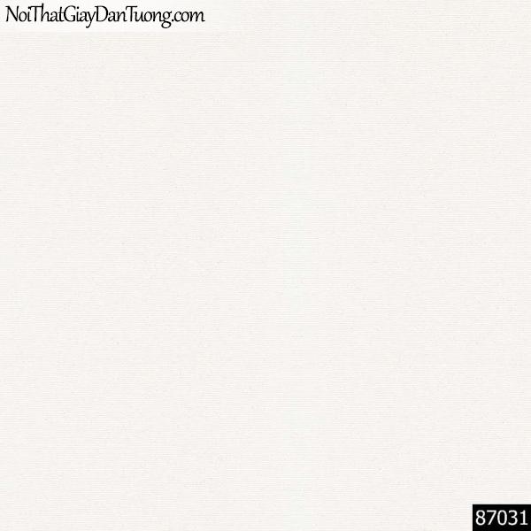 LAKIA, Giấy dán tường LAKIA 87031, Giấy dán tường màu trắng, giấy trơn, mịn, bán giấy dán tường ở quận 7