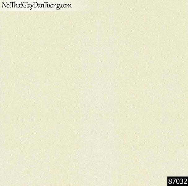 LAKIA, Giấy dán tường LAKIA 87032, Giấy dán tường màu xanh lá mạ non, giấy trơn, mịn, bán giấy dán tường ở quận 8